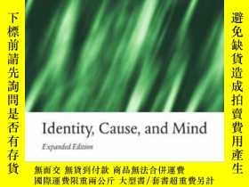 二手書博民逛書店Identity,罕見Cause And MindY364682 Shoemaker, Sydney Oxfo