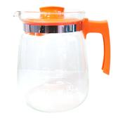 【奇奇文具】【森活】S23 2 0L 巧巧壺耐熱壺透明玻璃壺