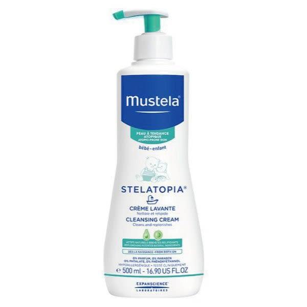 慕之恬廊舒恬良雙潔乳200ml/瓶 Mustela 公司貨中文標 PG美妝