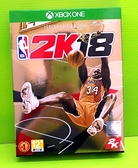 XBOXONE 勁爆美國職籃 2K18 ONE NBA 2K18 NBA2K18 中文版 黃金傳奇珍藏版+護腕