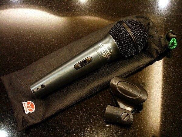 ☆ 唐尼樂器︵☆ SUPERLUX ECO-88S 主唱/ KTV/卡啦 OK 專用麥克風(比 SHURE SM57/ SM58 超值)