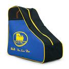 LIKA夢 D.L.D多輪多 專業直排輪 溜冰鞋 三角背包 黑藍黃