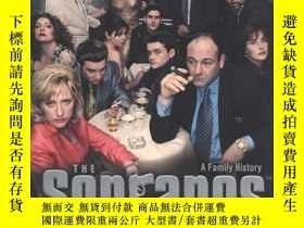 二手書博民逛書店The罕見SopranosY256260 Allen Rucker Nal Trade 出版2003