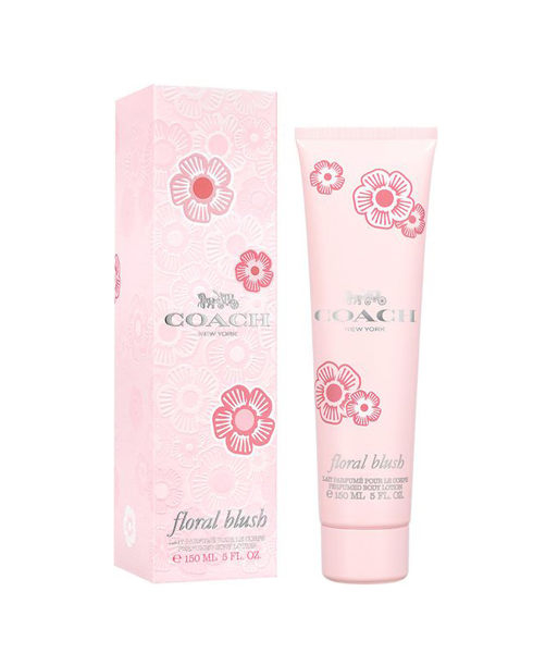 COACH Floral Blush 嫣紅芙洛麗女性淡香精身體乳150ml