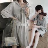 孕婦洋裝 孕婦裝套裝時尚款裝寬鬆裙子女連身裙潮媽 麥琪精品屋
