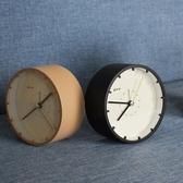 鬧鐘靜音簡約床頭創意北歐風格學生用桌面夜光時鐘小擺件台鐘臥室 陽光好物