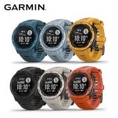 ◤新色登場◢ Garmin INSTINCT 本我系列 GPS手錶湖濱藍