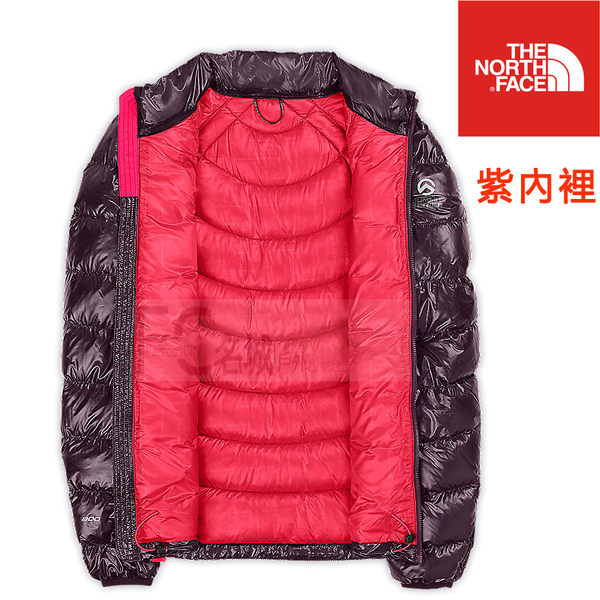 The North Face 900FILL 羽絨保暖外套 女~黑 (A0JN)