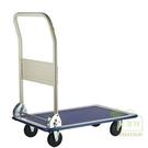 [ 家事達 ] HD -96735 折疊式鋼板載物車- 特價 手推車 載物車 台車 四輪推車