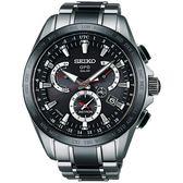 【人文行旅】SEIKO   精工錶 SSE041J1 ASTRON 低調奢華 GPS衛星定位 藍寶石水晶鏡面 鈦金屬錶