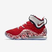 NIKE Lebron Xvii Fp Ep [CT6052-600] 男鞋 籃球 運動 舒適 避震 包覆 穿搭 紅 白