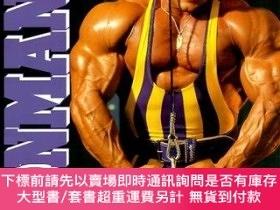 二手書博民逛書店Ironman s罕見Ultimate Guide To Building Muscle MassY2551