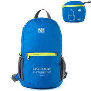 【PUSH!】折疊便攜式登山背包旅行包萬用旅行袋U29-5天藍