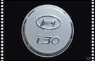 【車王小舖】現代 HYUNDAI i30 油箱裝飾蓋 不鏽鋼油箱蓋 油箱蓋貼