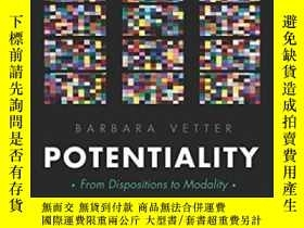 二手書博民逛書店Potentiality:罕見From Dispositions