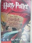 【書寶二手書T5/原文小說_A9U】Harry Potter and the Chamber of Secrets