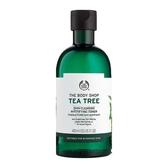 THE BODY SHOP 茶樹淨膚調理水-400ML(季節限量)_8月新品 百貨專櫃正貨 0701-0831