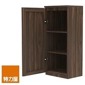 組 - 特力屋萊特 組合式書櫃 深木櫃/深木層板2入/深木門1入 40x30x89.9cm