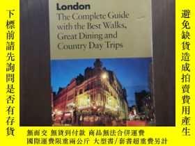 二手書博民逛書店London罕見 97: The Complete Guide with the Best Walks, Grea