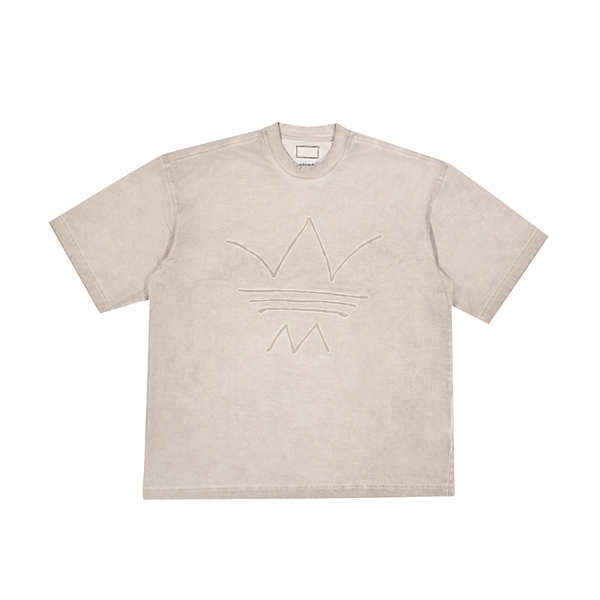 ADIDAS 男 圓領T(短) ABSTRACT TEE-GN3300