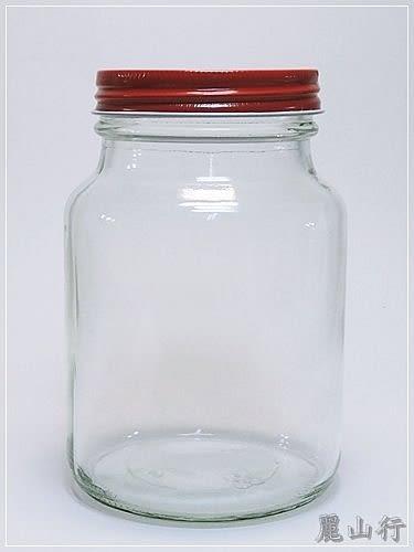 (金蓋)670CC 6號瓶 泡菜瓶 果醬瓶 收納容器 醬菜瓶瓶 玻璃瓶 玻璃罐 醬瓜瓶 蜂蜜罐