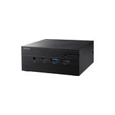 華碩 VivoMini商用迷你電腦 (PN40-N41YEDA)【Intel Celeron N4100 / 4GB記憶體 / 64GB M.2 SSD / Win 10 Pro】