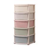 抽屜式收納箱多層組裝加大塑料收納櫃子整理櫃兒童衣櫃玩具儲物箱jy