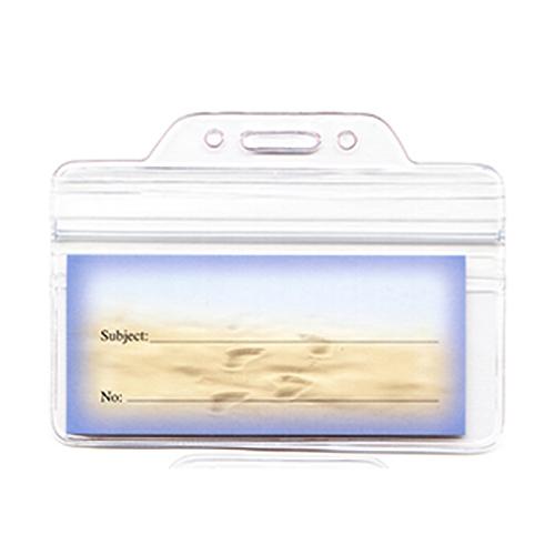 EFFORT 巨匠 2340580 mini防水證件套/派司套/識別套(橫式) 內徑約8.8x4cm