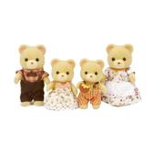 《 森林家族 - 日版 》黃熊家庭組   /  JOYBUS玩具百貨