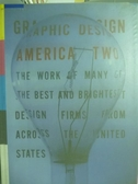 【書寶二手書T6/設計_PMV】Graphic Design: America Two_D. K. Holland