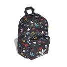 adidas 後背包 Multicolor Backpack 黑 彩色 女款 兒童款 三葉草 運動休閒 【PUMP306】 FM0281