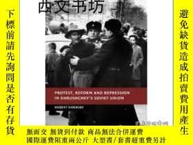二手書博民逛書店【罕見】2015年出版平裝Protest, Reform and