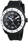 【人文行旅】LUMINOX | 雷明時 5027 GMT 48mm 美軍指定碳纖錶 軍錶