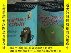 二手書博民逛書店the罕見elephants childY203750 the elephants child the ele