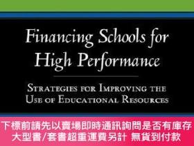 二手書博民逛書店預訂Financing罕見Schools For High Performance: Strategies For