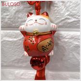 《不囉唆》中國結招財貓吊飾 小 (可挑色/款) 汽車掛件 掛飾 春節 新年 裝飾【A432926】
