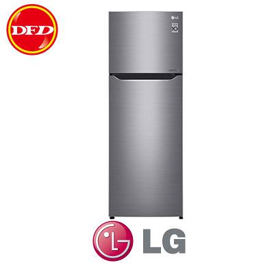 含安裝 LG 樂金 上下門冰箱 GN-L397SV 直驅變頻 315L 星辰銀 頻壓縮機10年保固 公司貨