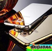 24hr 火速出貨奢華電鍍三星galaxy s6 edge 手機殼黃金鏡面保護套金屬邊框後