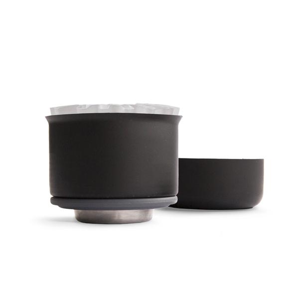 FELLOW- [X]Dripper Set 不鏽鋼雙層真空濾杯組(1-2人份)