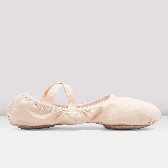*╮寶琦華Bourdance╭*芭蕾軟鞋系列**BLOCH Performa 全彈帆布兩點軟鞋 SO284L【80150284】