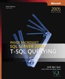 二手書博民逛書店 《Inside Microsoft SQL Server 2005: T-SQL Querying》 R2Y ISBN:0735623139