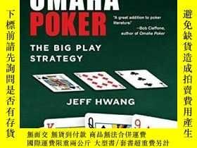 二手書博民逛書店Pot-limit罕見Omaha PokerY256260 Jeff Hwang Citadel 出版200