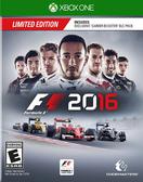 X1 一級方程式賽車 2016(英文版)