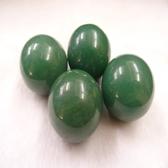【Ruby工作坊】NO.3GA天然深綠A級綠東菱球一顆(加持祈福)