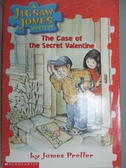 【書寶二手書T5/百科全書_JPM】The Case of the Secret Valentine_Preller,