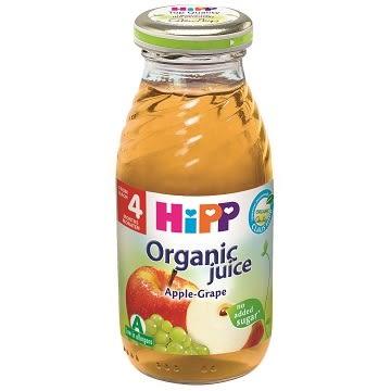 HiPP喜寶 有機蘋果葡萄汁200ml