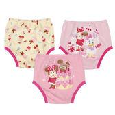 【日本進口】日本 迪士尼 Disney 米妮三層學習褲/尿布褲(3件組)(90-100cm)