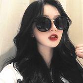 墨鏡女2019新款韓國個性複古簡約大框方臉圓臉明星網紅太陽眼鏡潮