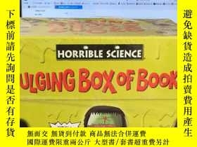 二手書博民逛書店HORRIBLE罕見SCIENCE---BULGING BOX