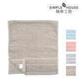 【簡單工房】美國棉半圓毛巾 34x76cm 100%棉 台灣製造